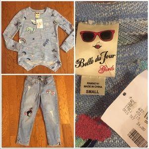 Other - Belle Du Tour Girls & GapKids Outfit: 6-7